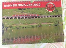 Modellbahn-Club - Bahnerlebnis-Zeit Wand-Kalender 2010 - #A10377
