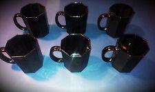 Vintage/Retro Glass Cups & Saucers