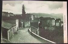1930 - Fiamignano - Entrata Paese