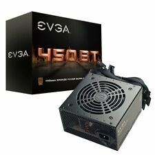 EVGA 450 BT Power Supply, 80+ Bronze 450W - New & Sealed in Box - Free Shipping