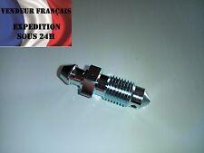 Purgeur pour etrier de frein ou maitre cylindre M10 x 1,25 - vendeur français