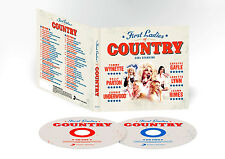 FIRST LADIES OF COUNTRY BRAND NEW SEALED 2CD COUNTRY / COUNTRY + WESTERN HITS