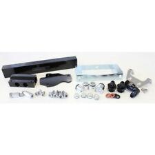 Areoflow Billet EFI Fuel Rails (Black) Suit Mazda 13B 6, 7 & 8