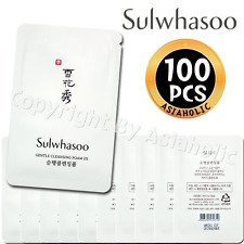 Sulwhasoo Gentle Cleansing Foam EX 5ml X 15pcs (75ml) Sample AMORE Version