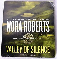 VALLEY OF SILENCE Audiobook (Nora Roberts, Book 3 Circle...