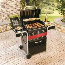 Char-Broil Gas 2 Coal 3-Burner Hybrid BBQ Grill