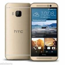 "5"" HTC One M9 32GB 3GB RAM Smartphone (Unlocked, GOLD) 20MP 4G LTE Smartphone"