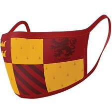 Harry Potter Gifts - 2pk Face Coverings Gryffindor