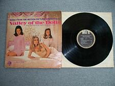 Music From The Valley Of The Dolls 1968 20th Century Fox Records Very Good Cond