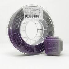 GO-3D Illusion Purple Silver Flake Glittery Light Change 3D Print PLA Filament