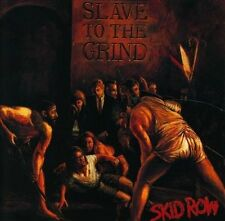Skid Row - Slave to the Grind [New CD]