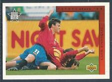 UPPER DECK WORLD CUP USA 1994- #236-SPAIN-LUIS ENRIQUE