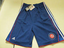 CHICAGO CUBS ADIDAS MESH SHORTS BOYS SIZE X-LARGE (18/20) NWT