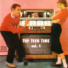 Surtout-Top Teen Time-Volume 1 - 60's Teenage Chansons CD