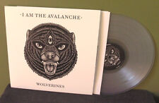 "I Am The Avalanche ""Wolverines"" LP /200 OOP The Movielife Senses Fail Brand New"
