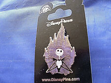 Disney * NBC - JACK SKELLINGTON & CASTLE * New on Card Character Trading Pin