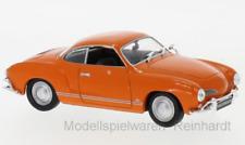 Whitebox wb064 VW Karmann Ghia ARANCIONE SCALA 1:43 modello di auto NUOVO °