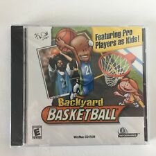 Backyard Basketball PC Game Kevin Garnett New Sealed