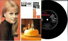 Little Pattie orig 45rpm ep / e.p. - I'll Eat My Hat