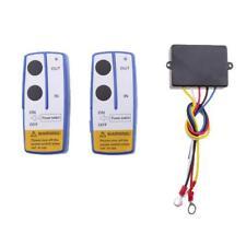 Kit à télécommande sans fil de treuil de 50ft adapte pour des combinés