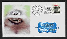 1964 Bumbles Bounce Xmas Villains Series Collector's Envelope Rudolph *1039