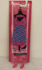 Barbie Fashionistas Summer Clothing Pink Party Dress Pack Fashion Outfits New