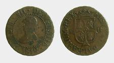 039)  Spain MAJORCA FERDIN  VII 12 Dineros C# L51 1812 DEI GRATIA