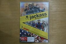 Jackass Movie Collection-   VGC Pre-owned (D49)