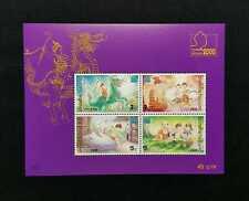 THAILAND STAMP 2000 Bangkok Stamp Exhibition Souvenir Sheet (2nd Series) - MNH