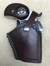 Bond Arms Hand Made Leather Vertical Holster