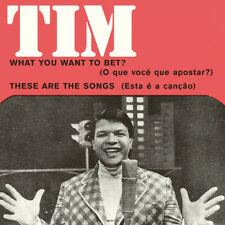 Tim Maia : What You Want to Bet?/These Are the Songs VINYL (2018) ***NEW***
