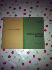 National Coal Board NCB Practical shot firing manuals N0.6 & No.7 books manuals