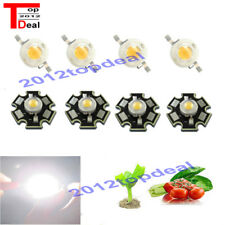 Hydroponic 1with3with5w Full Spectrum White 400nm 840nm Led Grow Diodes F Plant Grow
