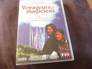 """RARE! DVD """"VOYAGEURS ET MAGICIENS"""" film Nepalais de Khyentse NORBU"""