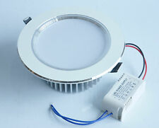 9w Luz De Techo Led Empotrable Downlight Blanco Brillante Lámpara