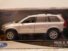 VOLVO XC90 Welly 1: 18 silver art.12549w  NEW
