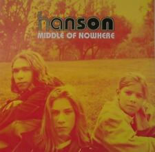 "Import- MIDDLE OF NOWHERE: ""MMMBop"" ""Thinking of You"" more (CD) HANSON -debut LP"