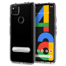Spigen® Google Pixel 4a (2020) [Slim Armor Essential S] Crystal Clear Case