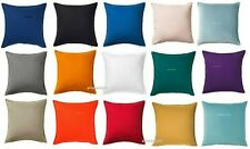 IKEA GURLI Cushion Cover 50cm x 50cm 100% Cotton New AVAILABLE IN 15 COLOUR