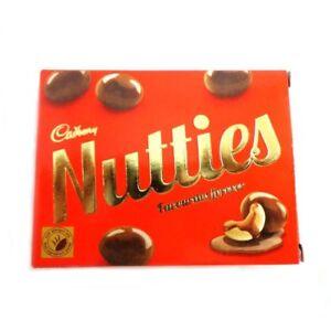 6 x Cadbury Nutties Milk Chocolate 6 x 30 Gm