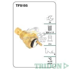 TRIDON FAN SWITCH FOR Subaru Brumby 06/78-03/94 1.6L, 1.8L(EA71, EA81) OHV
