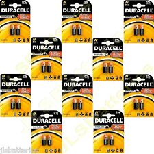10 x DURACELL N Batteries  LR1 MN9100 E90 AM5 KN 5 x 2 packs