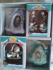 Precious Moments Home For The Holidays Ornament Collection Br