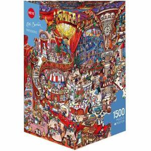 Heye Patisserie By Rita Berman 1500pc Puzzle (New)
