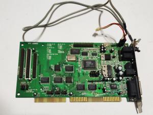 MAGITRONIC ISA SOUNDCARD SC1610/11 REV. 2