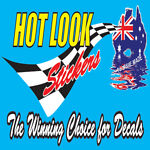 Hot Look Stickers