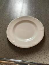 More details for large vintage churchill cream detailed dinner plate 28 cm in diameter