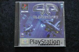 G-Police Playstation 1 PS1 Platinum