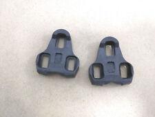 ROTO LOOK KEO COMPATIBLE ROAD BIKE BICYCLE PEDAL CLEATS (Black) - No Screws
