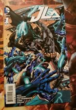 JLA Justice League of America (2015) #1 Batman Cover NM DC Comics  J&R